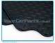 Rubber 5mm Car Mats