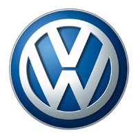 Volkswagen Rubber Car Mats