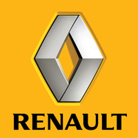 Renault Rubber Car Mats