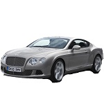Bentley Continental GT Car Mats