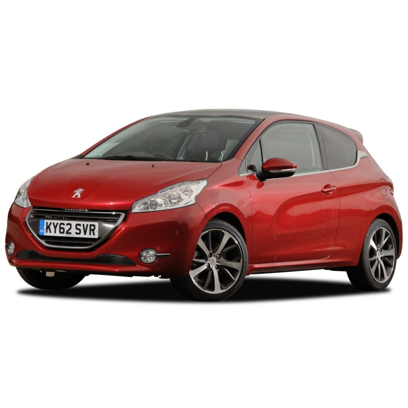 Peugeot 208 Boot Liner