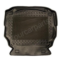 Mercedes C Class W203 Saloon 4 door Antislip Boot Liner